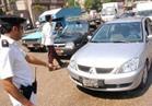 بالفيديو .. المرور: كثافات مرورية متوسطة على أغلب الطرق والمحاور الرئيسية بالقاهرة