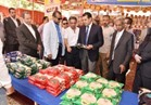 محافظ أسيوط يفتتح معرض «أهلاً رمضان» لتوفير السلع الغذائية بتخفيضات تصل إلى 20%
