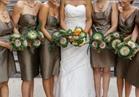 باقة زهور غير تقليدية للعروس من الكرنب والذرة والنباتات
