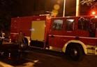 إخماد حريق فى مخلفات بجوار مستشفى إمبابة