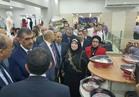 """وزير قطاع الأعمال العام يشهد افتتاح فرع """"عمر أفندي"""" بمصر الجديدة بعد التطوير"""