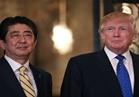 ترامب وآبي يتفقان على تشديد العقوبات ضد كوريا الشمالية