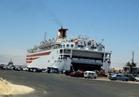 وصول 5531 مصريًا من دول الخليج على متن 10 عبارات