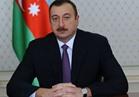 رئيس أذربيجان يعزي السيسي في ضحايا الهجوم الإرهابي بالمنيا