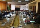 """وزير الرى يلتقى وزير الموارد الطبيعية والبيئة بـ""""بيلاروسيا """" لبحث التعاون المشترك"""