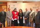 »غادة والي« تلتقي بعدد من نواب البرلمان وتبحث طلباتهم لخدمة المواطنين بدوائرهم