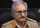 حفتر: ليبيا ستدخل مرحلة تدهور كبير وسط لا مبالاة من العالم