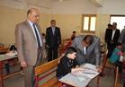 طلاب الشهادة الابتدائية بالغربية يؤدون أول يام امتحانات نهاية العام الدراسي