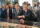 وزير الكهرباء بالأكاديمية العربية للتعاون التكنولوجي مع هيئة المحطات النووية