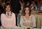 صور| نبيلة مكرم وهند صبري وعايدة الأيوبي وسيمون بحفل «بهية»