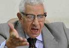 مكرم محمد أحمد: وزراء الإعلام العرب يؤيدون مصر في حربها ضد الإرهاب