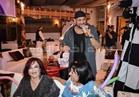 صور| كاريكا يحيي حفل «الخديوي» بحضور رانيا يوسف وريهام سعيد