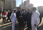 بالصور .. وزير الداخلية يتفقد ميدان التحرير