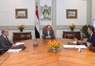 السيسى يؤكد على تنفيذ خطة إصلاح وتطوير شركات القطاع العام لتنمية الاقتصاد