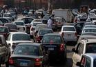 تكدسات في محور الثورة بمصر الجديدة بسبب كسر ماسورة صرف صحي