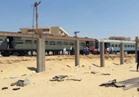 """إصابة شخصين في حادث خروج قطار عن القضبان بـ""""الإسماعيلية"""""""