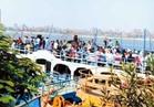 شرطة البيئة تؤكد صلاحية المراكب النيلية لاستقبال الزائرين خلال العيد.. فيديو