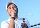 صور| أحمد باتشان يشعل «مارينا» بأغانيه الشعبية
