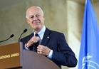 دي ميستورا يعلن انطلاق جولة جديدة من مفاوضات جنيف