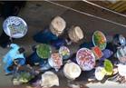 فيديو وصور.. نساء يتحدين غلاء الأسعار بـ»صباحية« من العيار الثقيل