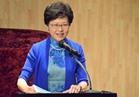 كاري لام..امرأة تتولى رئاسة هونج كونج لأول مرة في التاريخ