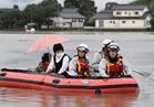 الإذاعة اليابانية: مصرع 30 شخصًا وفقدان 20 آخرين جراء الأمطار الغزيرة