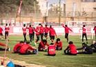 حسين السيد يواصل التأهيل في مران الأهلي
