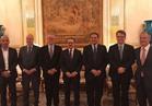 وزير الاتصالات يبحث تعزيز التعاون مع  قيادات أورنج العالمية بفرنسا