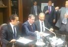 القابضة للكهرباء تتعاقد على الأعمال المدنية لمحطتي التوليد الجديدتين بغرب القاهرة وأسيوط