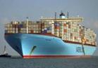 15 سفينة عبرت موانئ بورسعيد اليوم