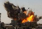 غارات جوية إسرائيلية على قطاع غزة رداً على إطلاق صواريخ منها