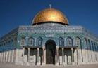 وفد من الطائفة المسيحية يساند المرابطين في القدس