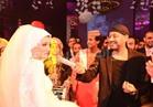 فيديو و صور | كاريكا وسعد الصغير يحيان زفاف ابنة «الشيف حسن»