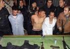 الاثنين.. الحكم على 119 متهمًا باقتحام مركز شرطة أطفيح