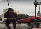 """بالفيديو.. الكشف عن أصعب مشاهد الأكشن في فيلم """"هروب اضطراري"""""""