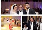صور| هيثم شاكر والليثي وآلا كوشنير يشعلون زفاف «مجاهد وأسماء»