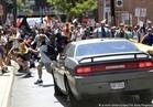 بالفيديو: سيارة تصدم تجمعا لليمين المتطرف في فيرجينيا