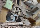 انهيار منزل بسوهاج وإخلاء المنازل المجاورة من السكان