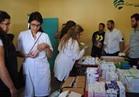 قافلة طبية مجانية للسيدات في اليوم العالمي للسكان