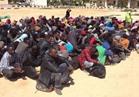 إحباط محاولة تسلل 12 أفريقيا إلى ليبيا عبر السلوم