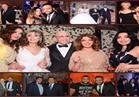صور| حماقي وقمر والديفا وبهاء سلطان وكاريكا يشاركون بزفاف «جنات»