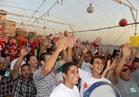 فيدو وصور.. أبطال جينيس من ذوى القدرات الخاصة يحتفلون بعيد ميلاد 75 طفلاً بـ«رسالة»