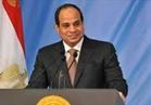السيسي : مصر تواجه حربًا شرسة لهدم الدولة وبعض الدول تمولها