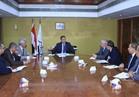 وزير النقل يبحث إنشاء ميناء نهري بميناء الإسكندرية