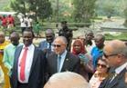 وزير الري يبدأ زيارة لأوغندا لتنفيذ مشروعات مواجهة مخاطر الفيضانات