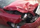 رنا سماحة تنجو من الموت بعد تعرضها لحادث سير