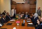إختتام اعمال الدورة التاسعة للجنة المنافذ البرية المصرية السودانية المشتركة