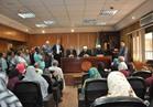 وزير الأوقاف يشارك في توزيع 8 أطنان لحوم على المواطنين بالجيزة