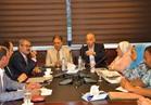 وزير الصحة يبحث تجهيز مستشفى الحروق بالقليوبية