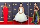 صور| أبرز إطلالات النجوم في حفل توزيع جوائز «الإيمي» التليفزيونية